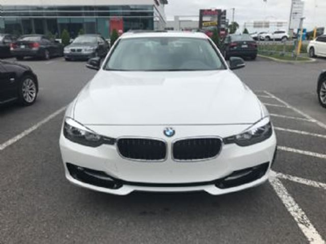 2015 BMW 3 Series 320i xdrive sportline in Mississauga, Ontario