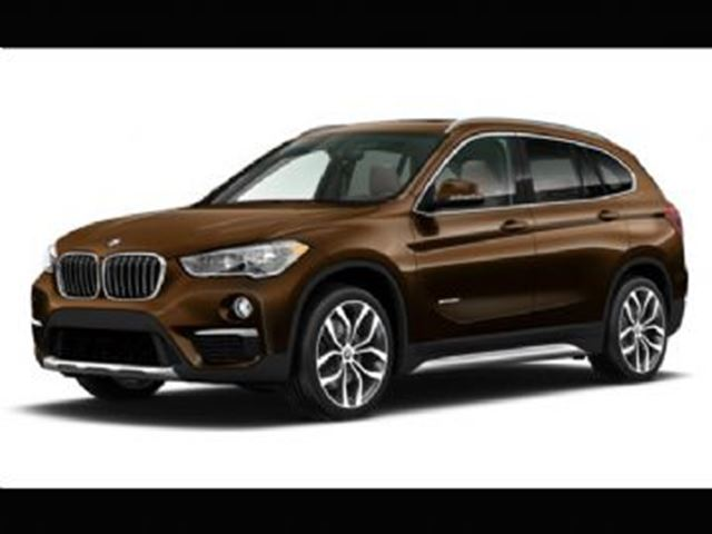 2017 BMW X1 28i w/ Premium Enhanced pkg. and upgraded stereo in Mississauga, Ontario