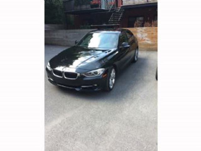 2014 BMW 3 Series 328i xDrive Sport Line in Mississauga, Ontario