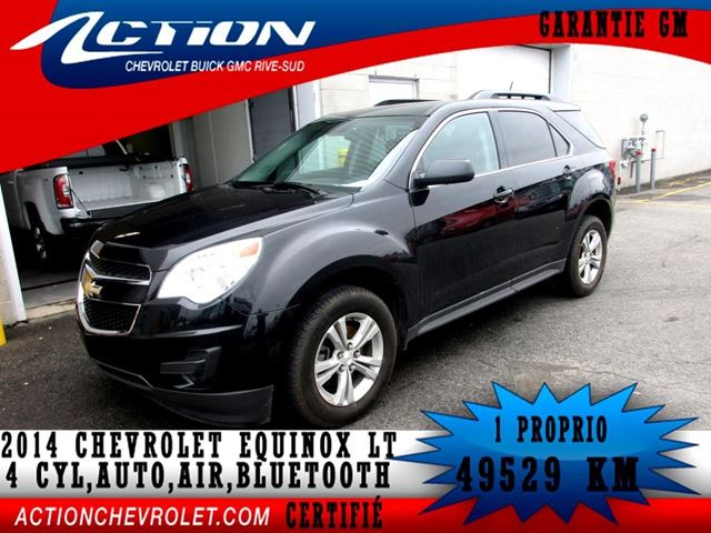 2014 Chevrolet Equinox LT in Saint-Hubert, Quebec