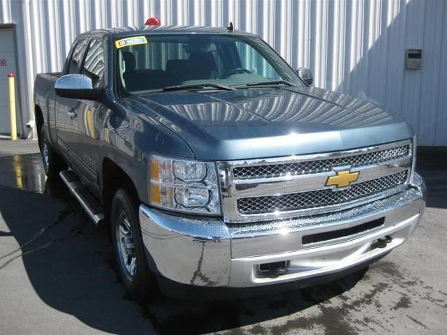2013 CHEVROLET SILVERADO 1500 LS Cheyenne Edition in Carbonear, Newfoundland And Labrador