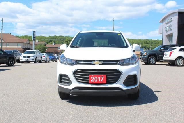 2017 CHEVROLET TRAX LS in North Bay, Ontario