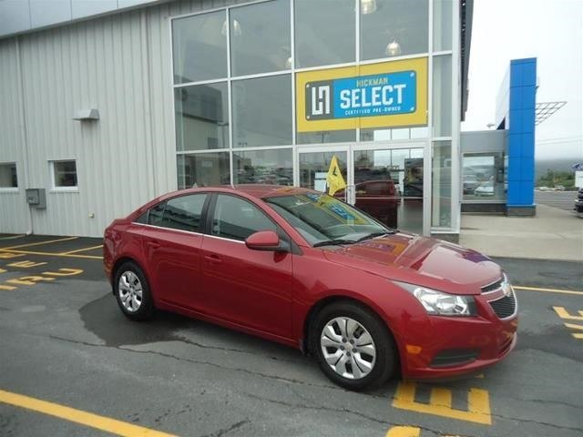 2014 Chevrolet Cruze 1LT in Clarenville, Newfoundland And Labrador