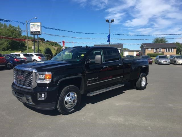 2015 GMC Sierra 3500  Denali in Campbellton, New Brunswick