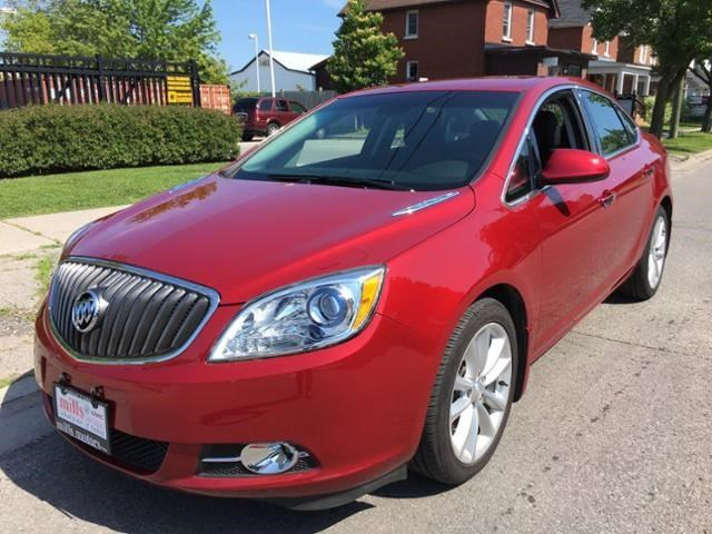 2016 BUICK Verano Leather Group in Oshawa, Ontario