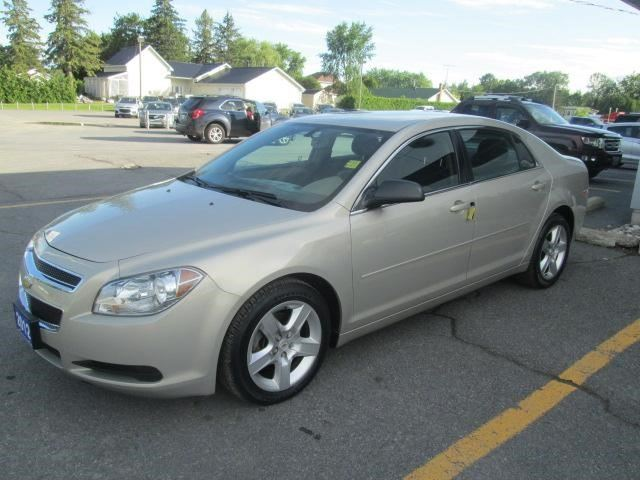 2012 CHEVROLET MALIBU LS in Green Valley, Ontario