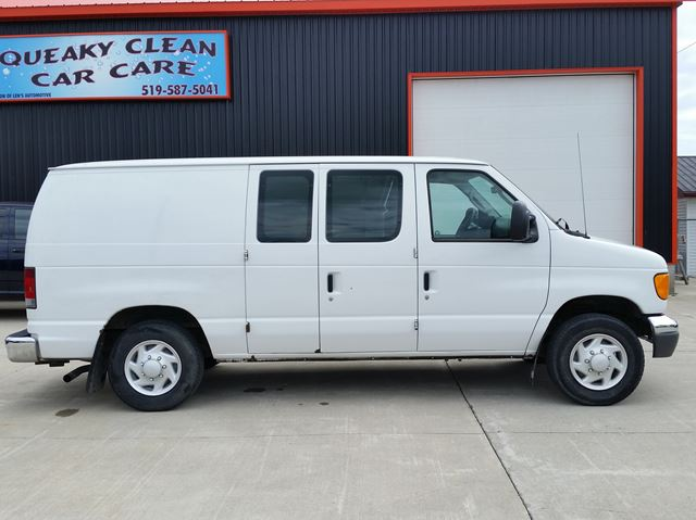 2007 Ford E-150  Commercial in Jarvis, Ontario