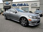 2013 Mercedes-Benz C-Class C350 C350 Coupe 4MATIC  ***LOW MILEAGE*** in Ottawa, Ontario