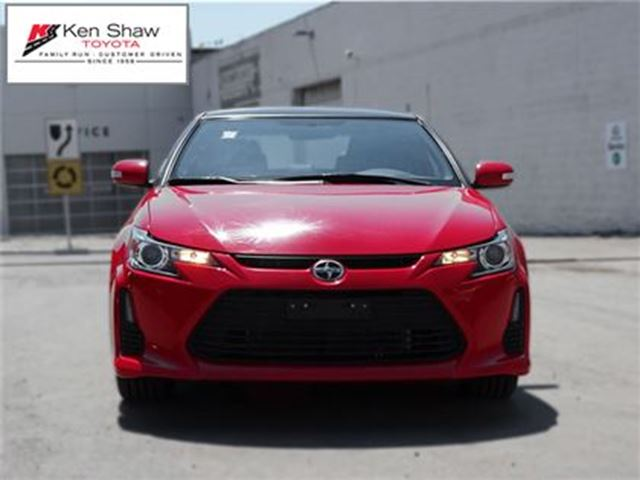 2014 SCION TC LEATHER UPGRADE PACKAGE in Toronto, Ontario
