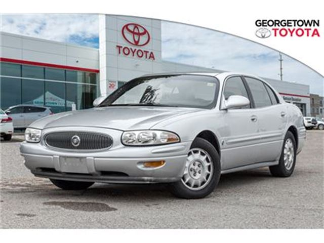 2002 BUICK LESABRE Limited in Georgetown, Ontario