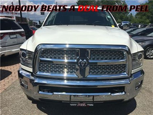 2017 Dodge RAM 2500 Laramie**CUMMINS**LOADED** in Mississauga, Ontario