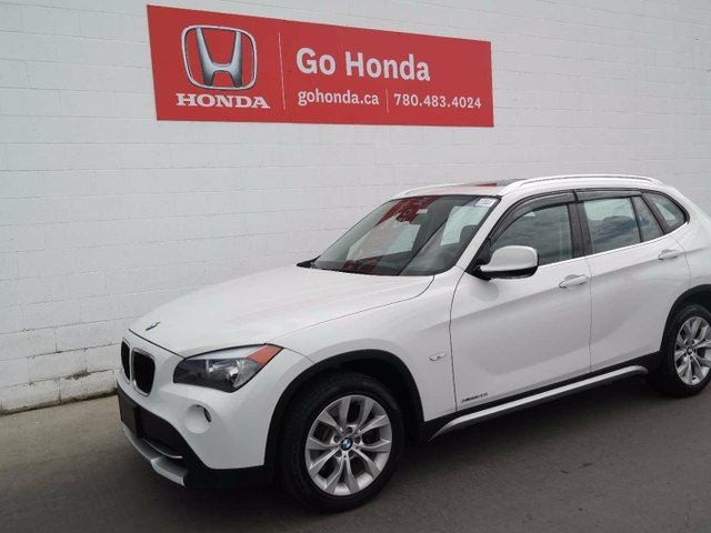 2012 BMW X1 xDrive28i, AWD, SUNROOF in Edmonton, Alberta