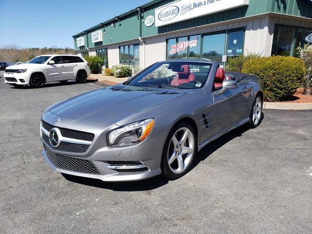 2015 Mercedes-Benz SL-Class AMG PACK/VARIO-ROOF/DUAL TINT SUNROOF/HARMON KARDON SOUND/FULLY LOADED in Lower Sackville, Nova Scotia