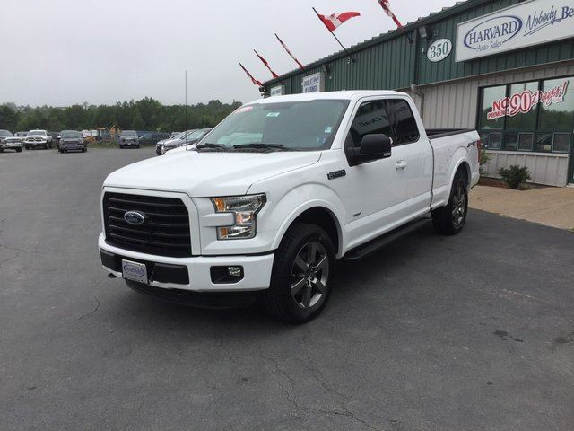 2015 Ford F-150 XLT SUPERCAB 4X4 in Lower Sackville, Nova Scotia