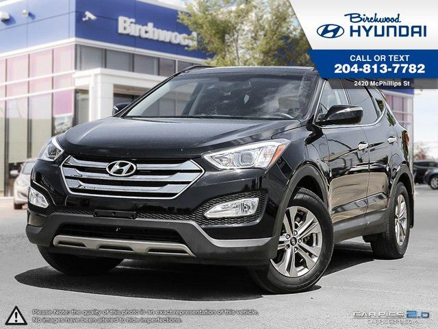 2016 HYUNDAI SANTA FE Luxury AWD *Leather Sunroof in Winnipeg, Manitoba