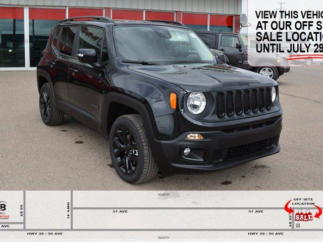 2016 Jeep Renegade North in Bonnyville, Alberta
