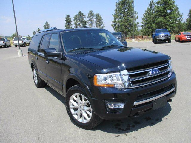 2016 FORD EXPEDITION Limited in Cranbrook, British Columbia