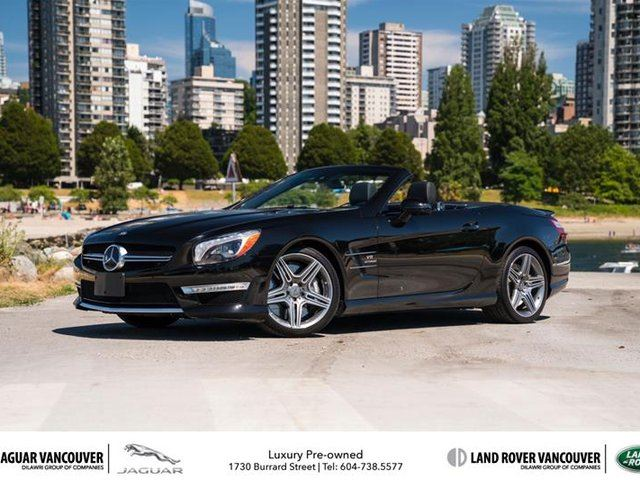 2014 Mercedes-Benz SL-Class Roadster in Vancouver, British Columbia