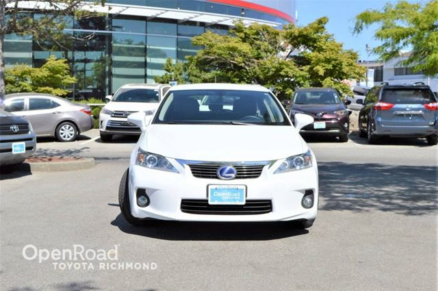 2011 LEXUS CT 200H           in Richmond, British Columbia