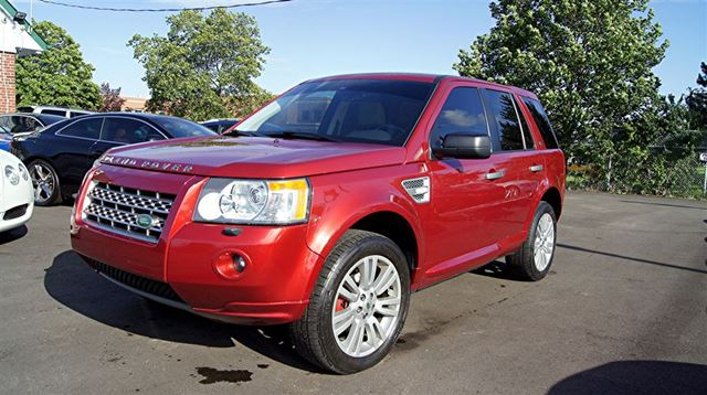 2010 LAND ROVER LR2 HSE * AWD * LEATHER * DOUBLE SUNROOF in Woodbridge, Ontario