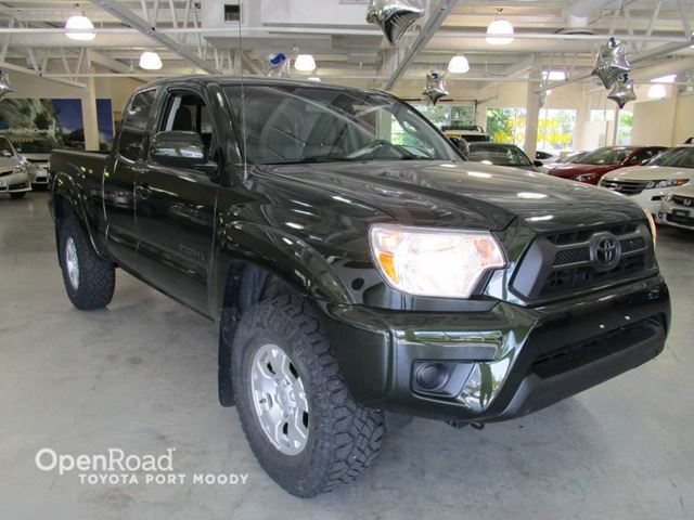 2013 Toyota Tacoma SR5 Power Package - Backup Camera, Bluetooth, T in Port Moody, British Columbia