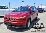 2017 Jeep Cherokee Sport in St Thomas, Ontario