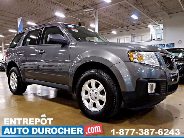2011 Mazda Tribute GX - AUTOMATIQUE - AIR CLIMATISn++ in Laval, Quebec