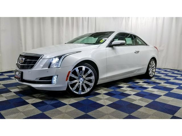 2015 CADILLAC ATS Turbo Performance AWD/NAV/LOADED!! in Winnipeg, Manitoba