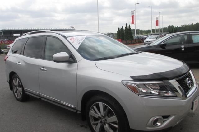 2015 Nissan Pathfinder Platinum V6 4x4 at in Kanata, Ontario