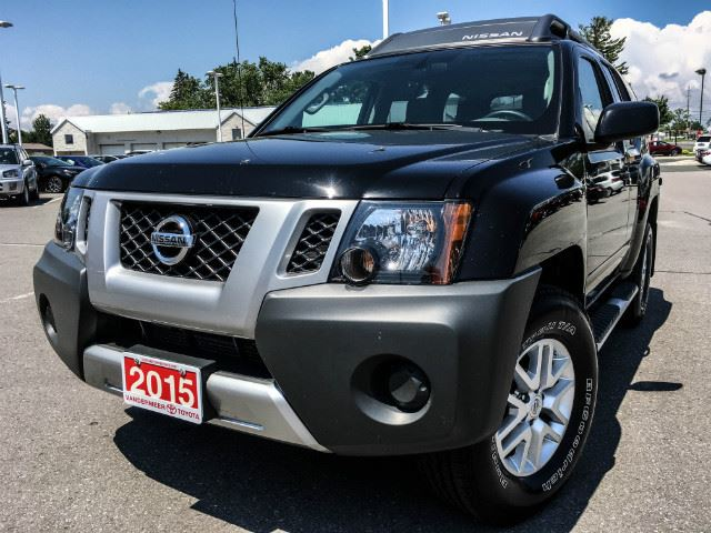 2015 NISSAN XTERRA   LIKE NEW! in Cobourg, Ontario