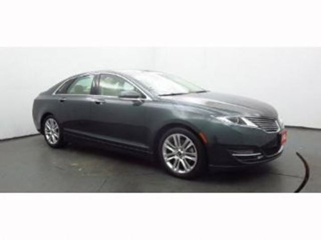 2015 LINCOLN MKZ Technology Package in Mississauga, Ontario