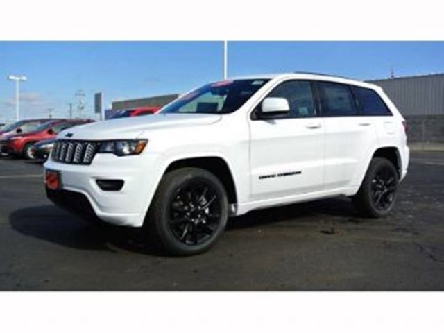 2017 JEEP Grand Cherokee ALTITUDE in Mississauga, Ontario