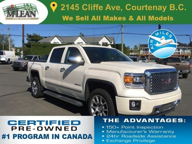 2015 GMC SIERRA 1500 Denali in Courtenay, British Columbia