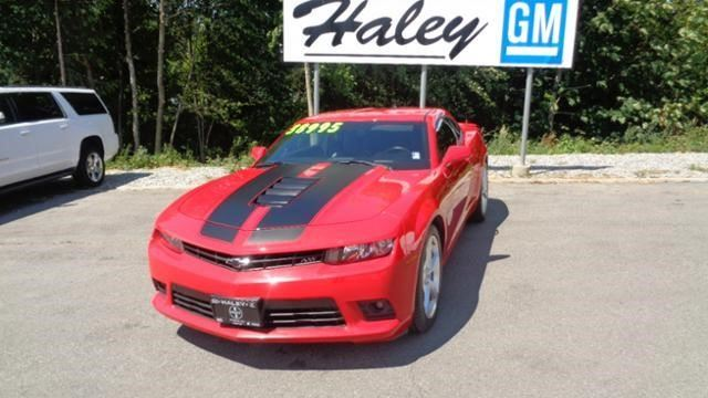 2015 Chevrolet Camaro SS in Sechelt, British Columbia