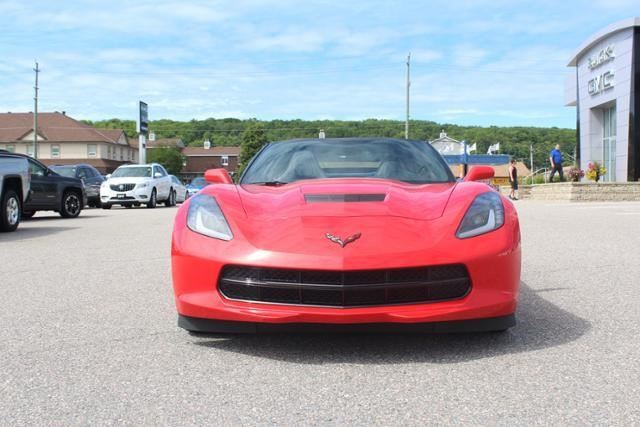 2016 CHEVROLET CORVETTE 1LT in North Bay, Ontario