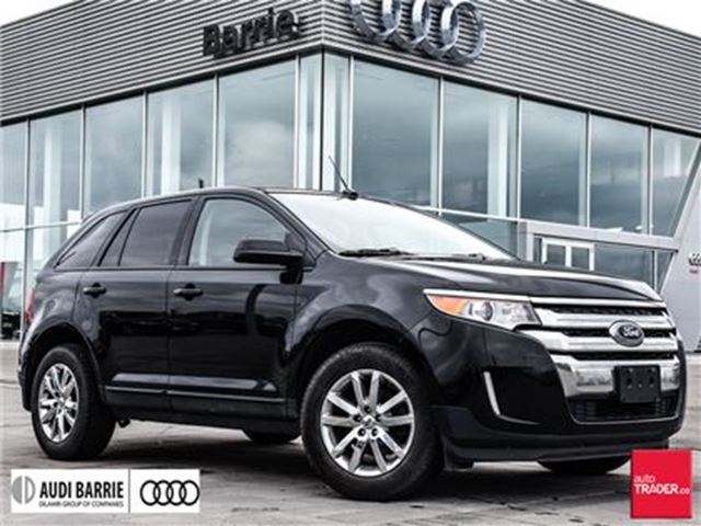 2013 FORD Edge SEL 4D Utility FWD Nav/Roof in Innisfil, Ontario