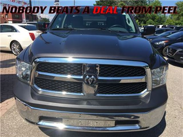 2014 Dodge RAM 1500 ST**NEW ARRIVAL**CAR PROOF CLEAN** in Mississauga, Ontario