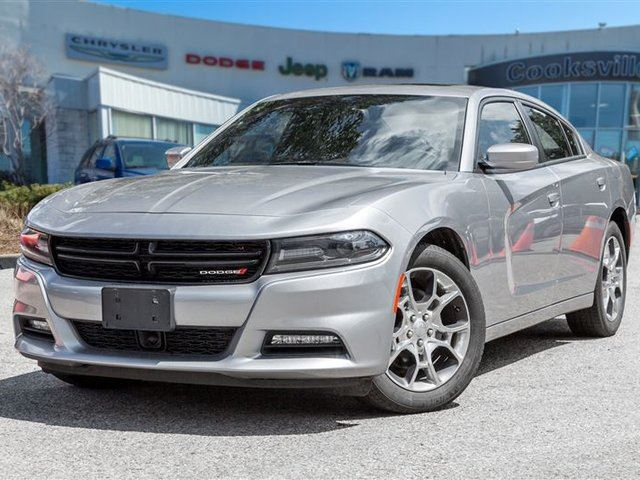 2016 Dodge Charger SXT AWD, TACH PKG, SAFETY GROUP in Mississauga, Ontario