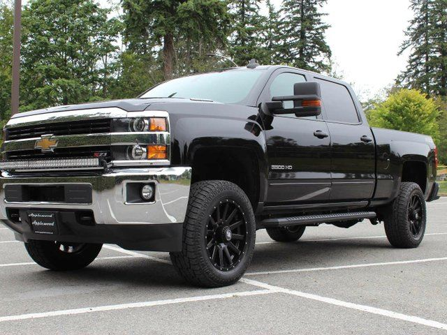2015 Chevrolet Silverado 3500  LT in Langley, British Columbia