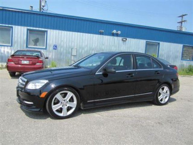 2011 MERCEDES-BENZ C-CLASS C300 4MATIC-COMING SOON in Winnipeg, Manitoba