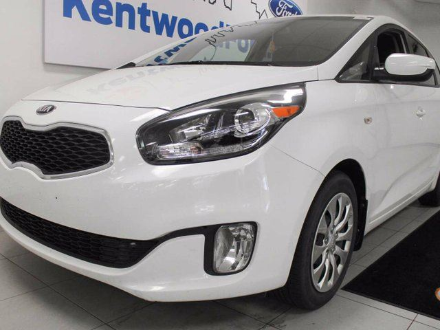 2015 Kia Rondo 2.0L FWD GDI with heated seats. It looks like a bullet, it feels like a bullet, therefore... in Edmonton, Alberta