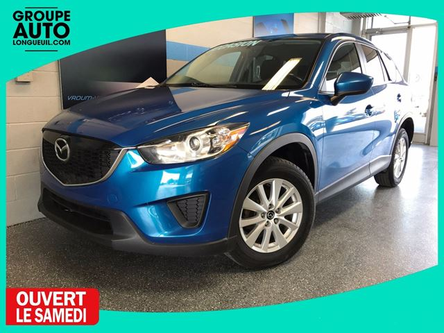 2014 Mazda CX-5 GX in Longueuil, Quebec