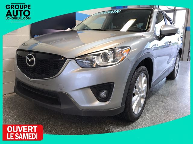 2014 Mazda CX-5 GT GPS CUIR TOIT in Longueuil, Quebec