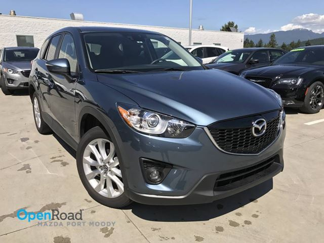 2015 MAZDA CX-5 GT A/T AWD No Accident Local Low Kms Bluetooth  in Port Moody, British Columbia
