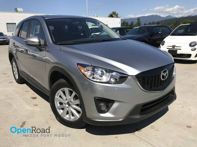 2015 MAZDA CX-5 GS A/T FWD No Accident Local One Owner Bluetoot in Port Moody, British Columbia