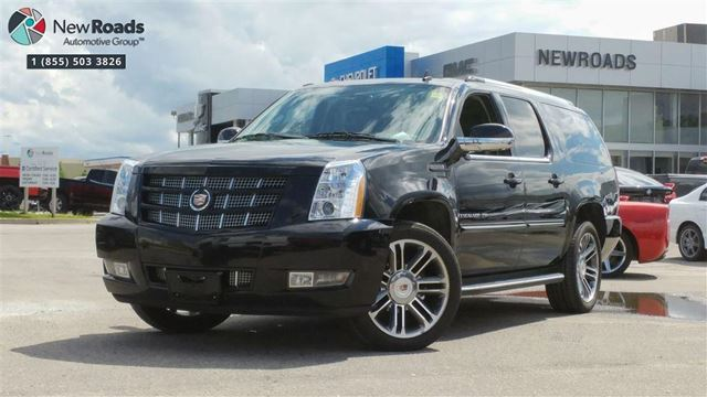 2012 CADILLAC ESCALADE ESV Base ONE OWNER, NO ACCIDENTS, NAV, DVD in Newmarket, Ontario