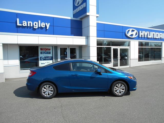 2012 Honda Civic LX in Surrey, British Columbia