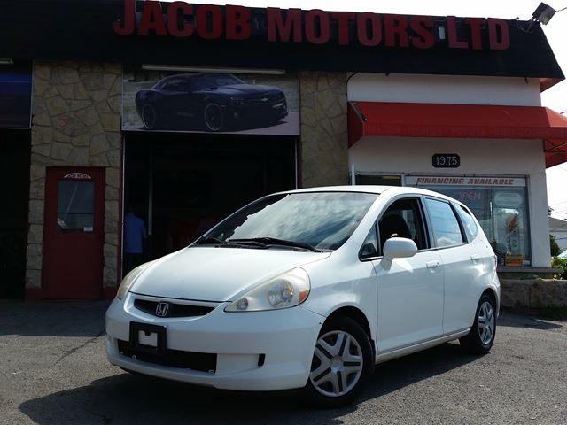 2008 Honda Fit LX in Ottawa, Ontario