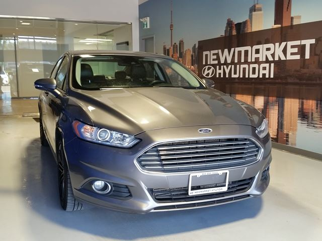 2014 Ford Fusion SE AWD Fully Loaded! All-In Pricing $109 b/w +HST in Newmarket, Ontario