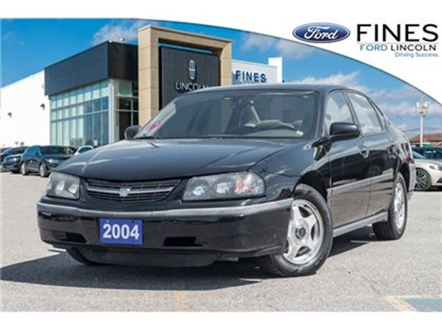 2004 Chevrolet Impala YOU CERTIFY & YOU SAVE! in Bolton, Ontario